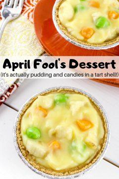 April Fool's Dessert