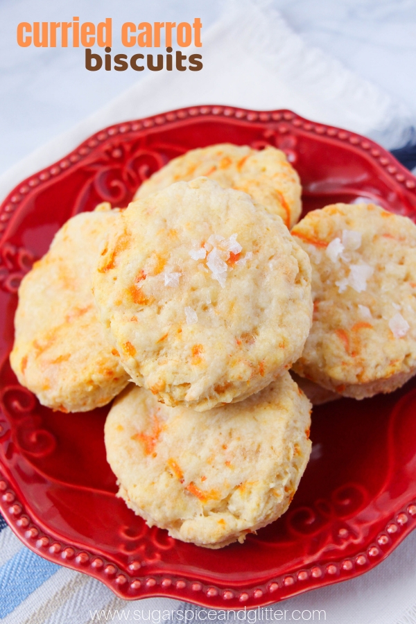 Carrot Biscuits