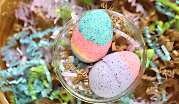 Easter Egg Bath Bombs With Video Sugar Spice And Glitter