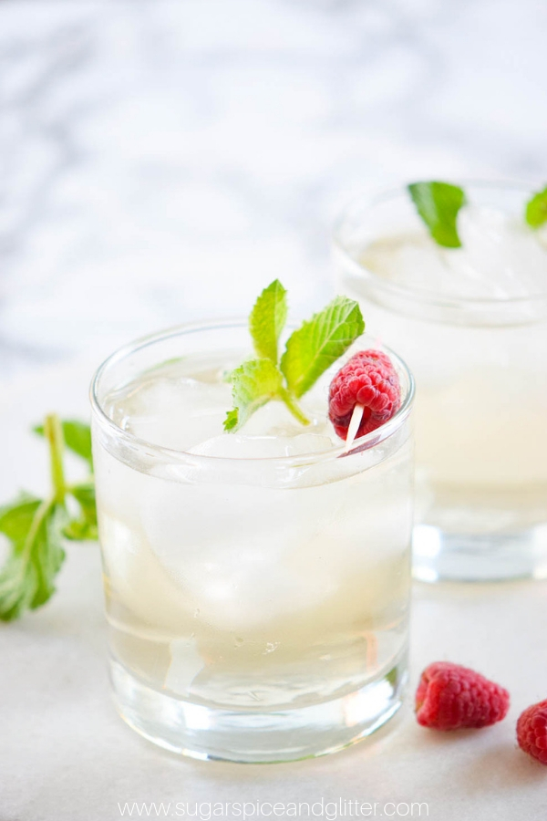 A fun alternative to a classic Mint Julep, this Mint Margarita is refreshing and strong