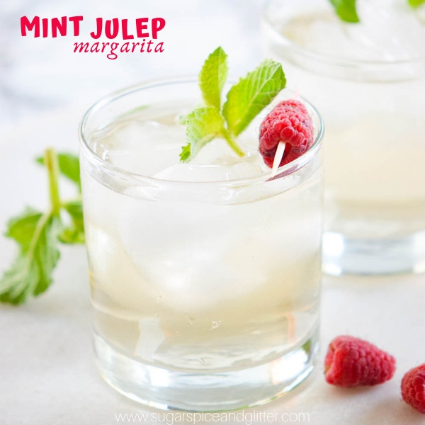 How to make a mint julep with tequila