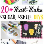 DIY Sugar Skull Crafts