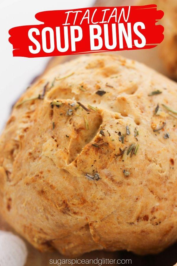 Italian Soup Buns