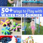 Water Play Activities for Summer