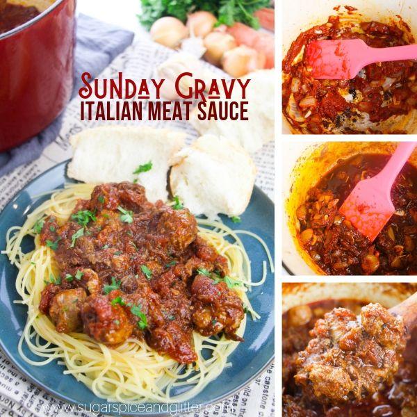 How to Make Sunday Gravy just like Anthony Bourdain
