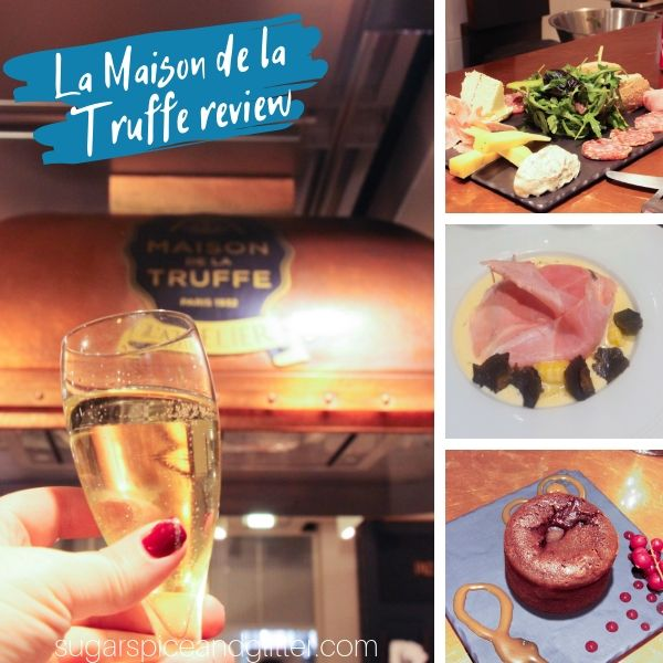 Everything you need to know about La Maison de la Truffe at Galeries Lafayette