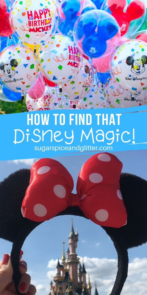 How to find that Disney Magic at Disneyland California (or any Disney park) without spending more money on your family's Disney vacation