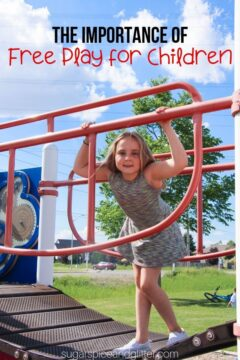 The Importance of Free Play for Children