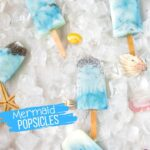 Mermaid Chia Seed Popsicles