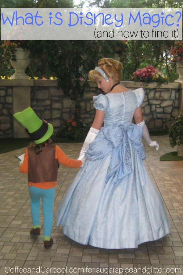 What is Disney Magic and how can you make your family's Disneyland vacation even more magical (without spending more money)?