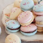 Birthday Cake Macarons (with VIDEO)