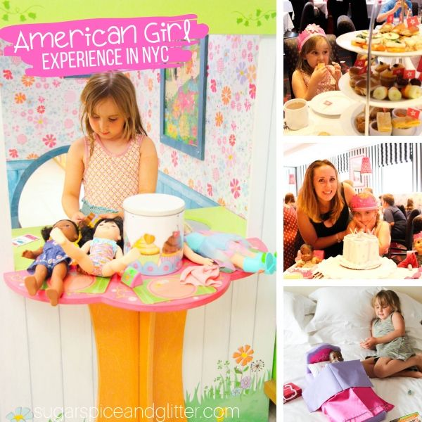 Everything you need to know before heading to the NYC American Girl Store