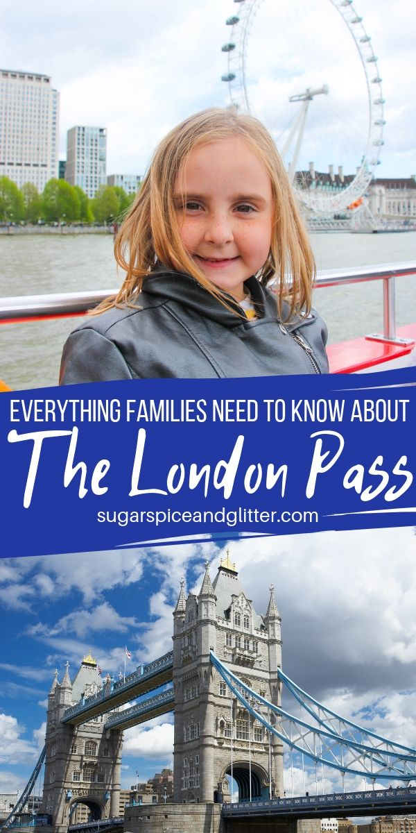 Planning a London Family Vacation? Check out our review of the London Pass, including the cost and attractions included - the only attractions pass available for the city.