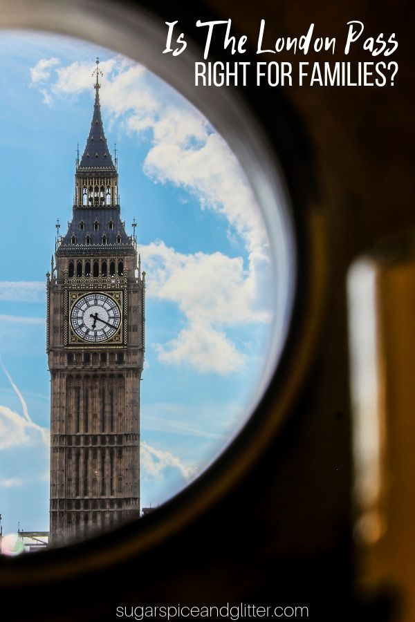 Everything you need to know about the London Pass - cost, attractions included, and if it's worth it for families
