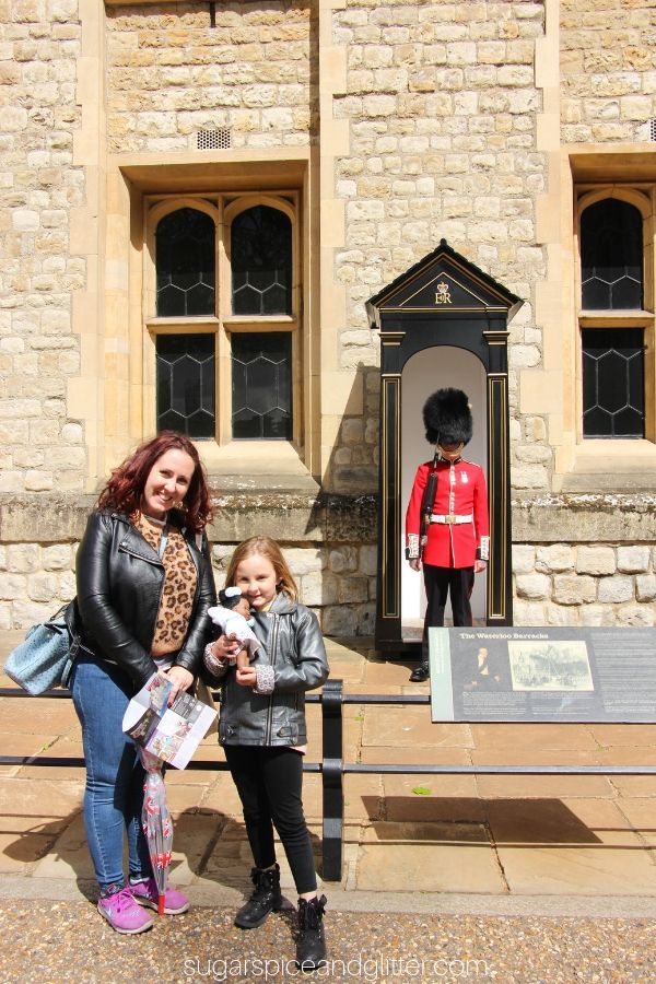 Visiting the Tower of London with the London Pass