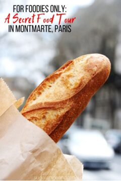 Secret Food Tours Paris