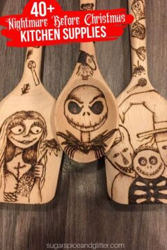 Nightmare Before Christmas Kitchen Gifts