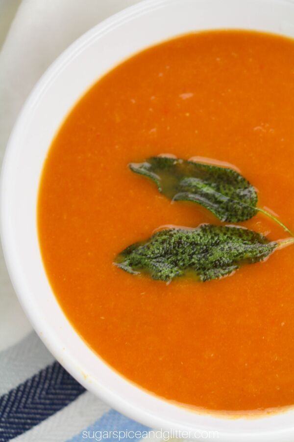 How to make the best ever tomato soup with roasted tomatoes - a childhood classic made even better