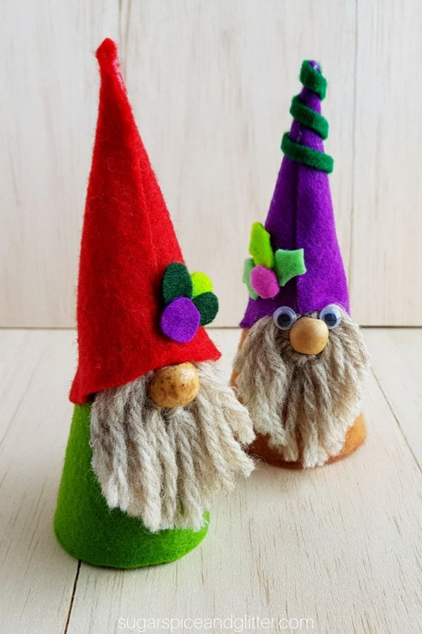 DIY Gnome Craft