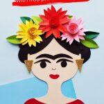Frida Kahlo Craft
