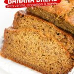 Banana Bread Recipe with Yogurt (with Video)