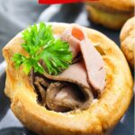 Yorkshire Pudding Appetizer