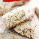 Cinnamon Brown Sugar Scones (with Video)