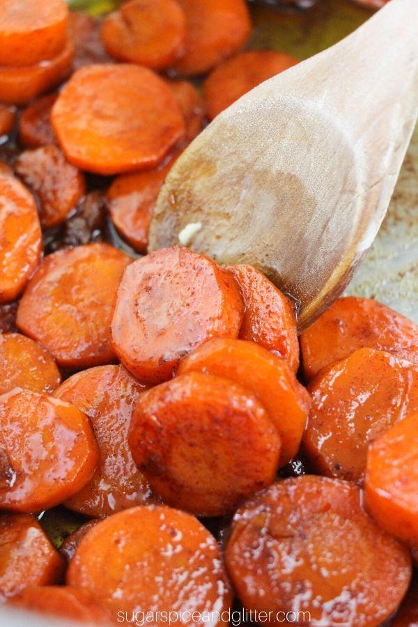Instant Pot Candied Carrots