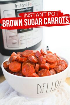 Instant Pot Candied Carrots