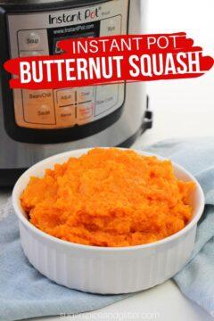 Instant Pot Squash