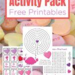 Ocean Valentine Activity Pack
