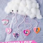 Raining Love Cloud Craft