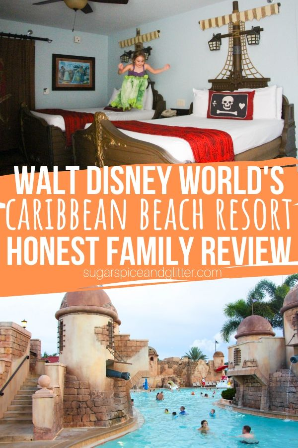 Every question you may have about Disney's Caribbean Beach Resort, answered in this thorough Disney hotel review