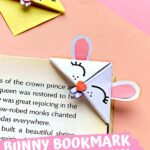 Bunny Corner Bookmark