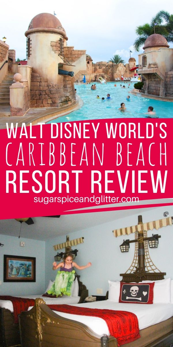 Is Disney's Caribbean Beach Resort worth the money? Read it all - the good, the bad and everything in between in this honest review
