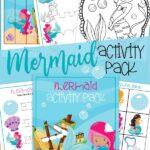 Mermaid Printable Pack