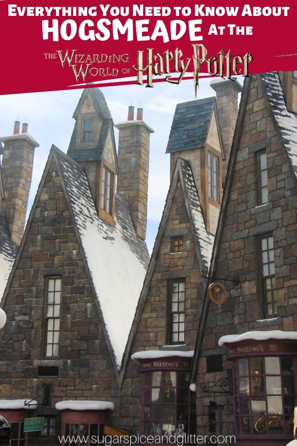 Planning a trip to Harry Potter World at Universal Studios? Here is EVERYTHING you need to know about the food, entertainment, rides, and secret hidden experiences you won't want to miss