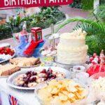 Royal Wedding Birthday Party