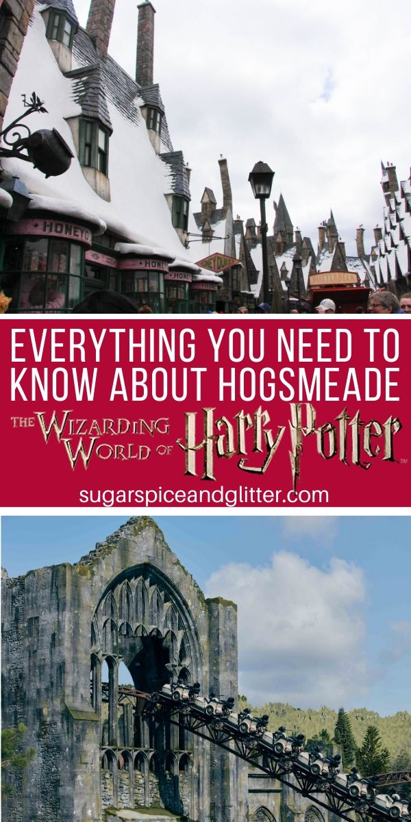 Planning a trip to Harry Potter World at Universal Studios with kids? Here is EVERYTHING you need to know about the food, entertainment, rides, and secret hidden experiences you won't want to miss
