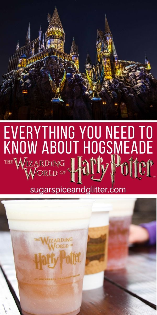If you are planning a Universal Studios family vacation to see the Wizarding World of Harry Potter, you need to check out this post - all of the details on food, rides, experiences (including secret hidden experiences), entertainment and even overlooked details like restrooms and water fountains