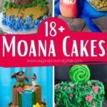 Moana Cake Ideas (with Videos)
