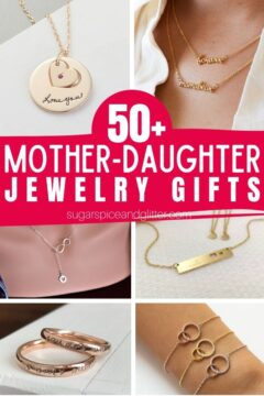 Mother-Daughter Jewelry