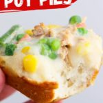 Muffin Pan Chicken Pot Pies