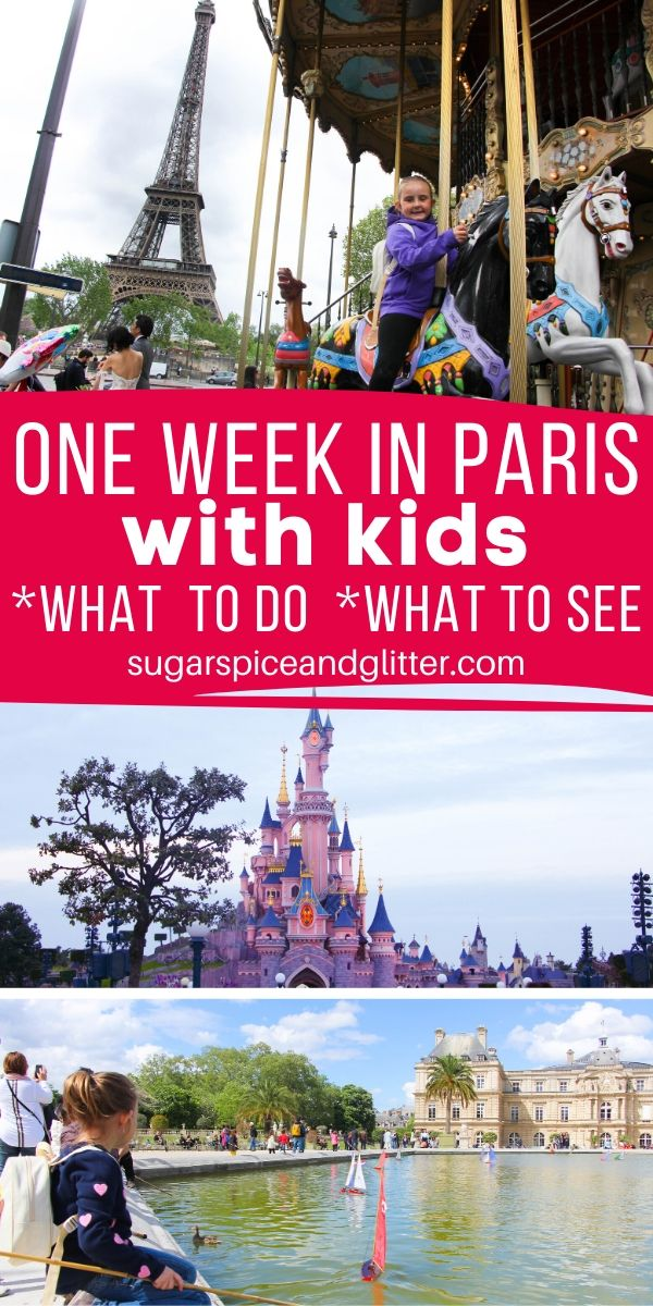Paris is an amazing city to explore with kids, but there are a lot of tourist traps that just aren't worth your time. Today, we're sharing all of our favorite things to do in Paris with Kids - plus the things we suggest you skip