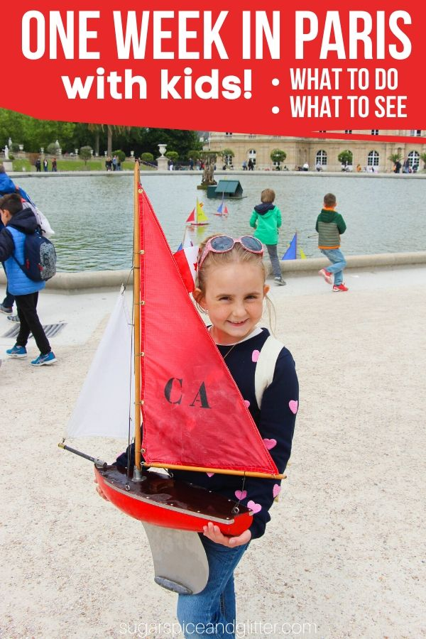 How to plan the best Paris Family Vacation - the best things to do, where to eat, and what to skip! Plus free printable Paris Itinerary
