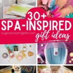 Spa Inspired Gift Ideas