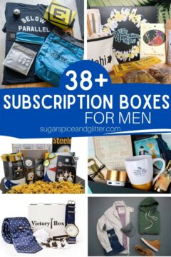Unique Subscription Boxes for Men