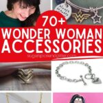 Wonder Woman Accessories
