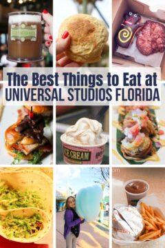 15 Must Eat Foods at Universal Orlando Resort
