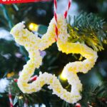 Borax Star Ornaments: Christmas Science Project